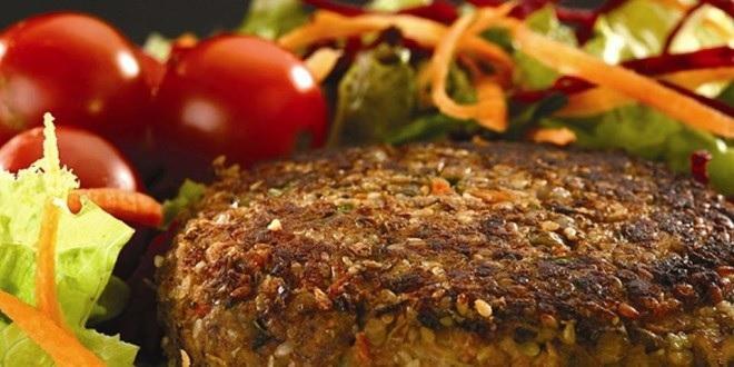 hamburguer quinoa